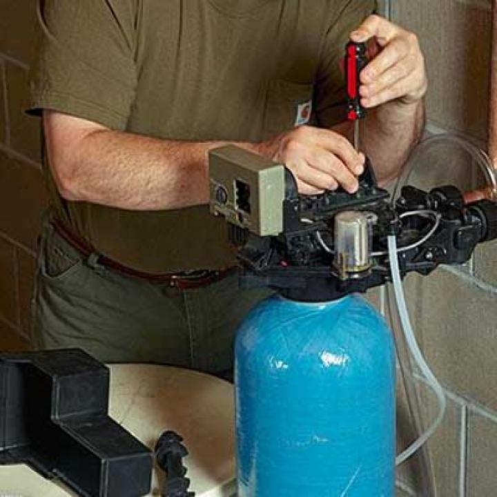 Water Softener Sales & Installation