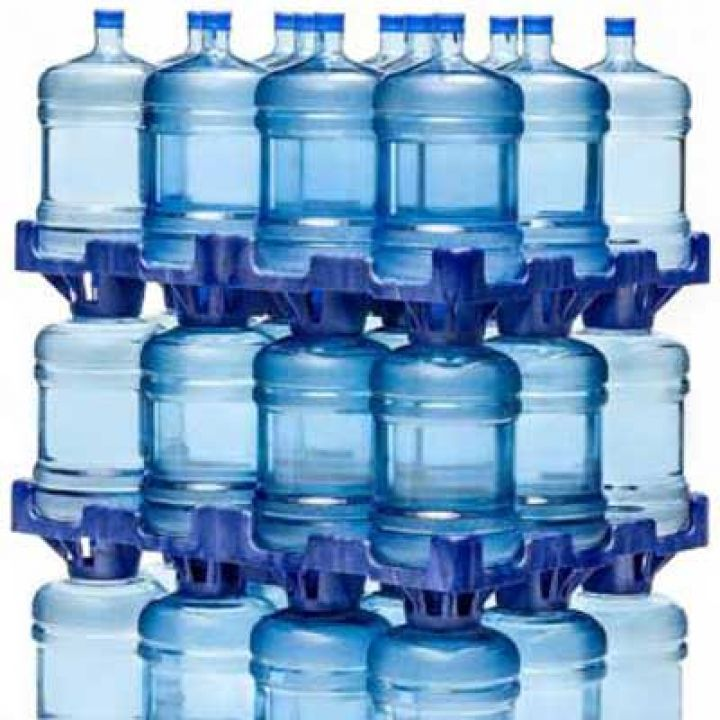 Bottled Water Pick-up and Delivery